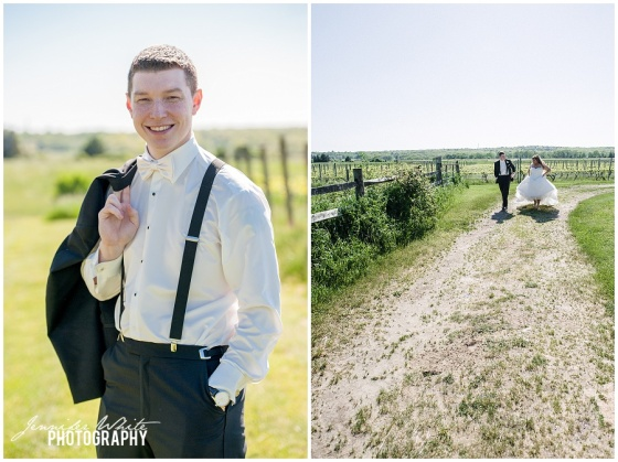 Westport Vineyeard wedding by Jennifer White Photography