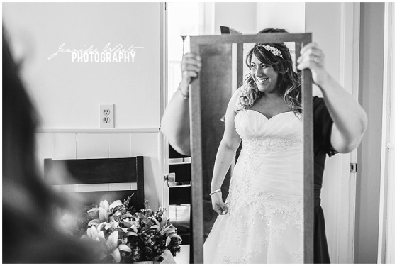 New Bedford wedding by Jennifer White Photography