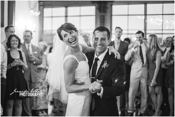 Kinney Bungalow wedding ©2014 Jennifer White Photography