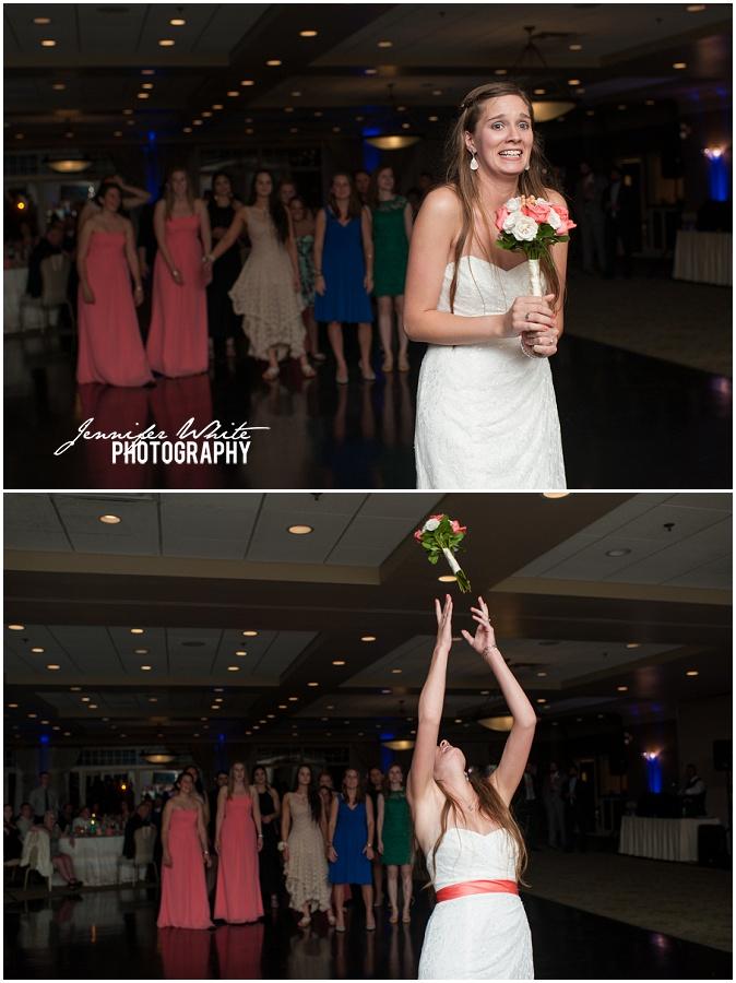 Atlantic Beach Club Wedding Newport RI Jennifer Amp Peter